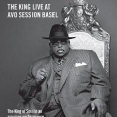 SOLOMON BURKE The King Live at AVO Session (dvd)