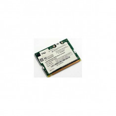Placa retea laptop wireless mini pci intel pro/wireless 2200bg 802.11b/g wlan card? 10/100