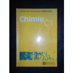 LUMINITA URSEA - CHIMIE C1 clasa a IX-a (2002)