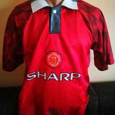 Tricou fotbal Manchester United. Marimea L