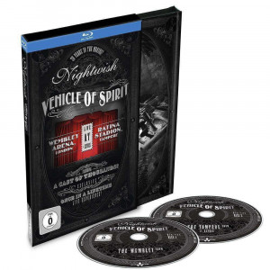 Nightwish Vehicle Of Spirit ltd. Ed. Digibook (2bluray)