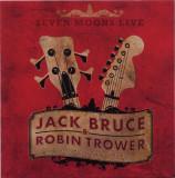 JACK BRUCE & ROBIN TROWER - SEVEN MOONS LIVE, 2009