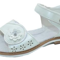 Sandale pentru fetite Bessky XA6332-2A, Alb
