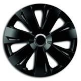 SET CAPACE ROTI 16` NEGRE CU INEL CROMAT ENERGY, Mega Drive