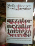Secret arzator – Stefan Zweig