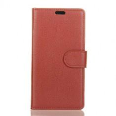 Husa Flip Cu Stand Samsung Galaxy J2 Core Maro