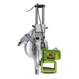 Fierastrau electric circular ProCraft PGS2600, 2600 W, 4500 rpm, disc 255 mm, lemn 72 mm