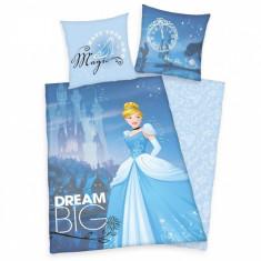 Lenjerie de pat cu 2 piese Disney Princess