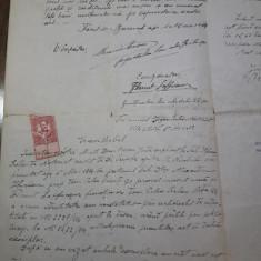 Act vechi vanzare imobil 1914