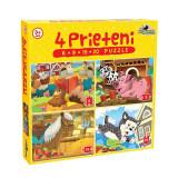Puzzle 4 prieteni 6,9, 15, 20 EVO, Noriel