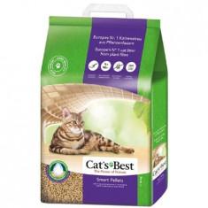 CAT'S Best Nature Gold Smart Pellets 20L, 10kg, asternut igienic pisici
