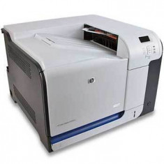 Imprimante second hand HP Color LaserJet CP3525x, Tonere Full