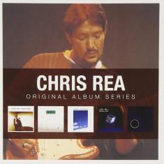 Chris Rea Original Album Series Boxset (5cd)