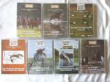 Pachet 7 DVD-uri colectia SEASONS, vanatoare si pescuit. In limba franceza