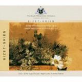 Caseta Bizet - Grieg - The Royal Philharmonic Orchestra Conductor Mark Ermler