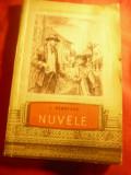 Liviu Rebreanu - Nuvele - Ed. Tineretului 1956 ,ilustratii A.Lucaci , 110 pag