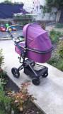 Carucior copii 2 in 1 Easy Go, Violet