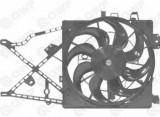 Ventilator, radiator OPEL VECTRA B (36) (1995 - 2002) QWP WEV123