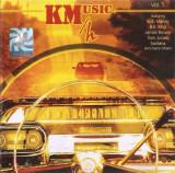 CD KMusic/h Vol. 1, original: Billy Ocean, Tom Jones, Santana, James Brown
