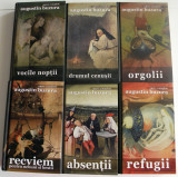 Augustin Buzura, OPERE 6 VOL. Orgolii, Refugii, Recviem, Absentii, Vocile noptii, Rao, 2013