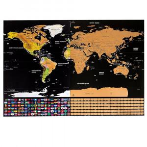Harta razuibila pentru noii aventurieri
