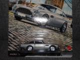 Macheta Hot Wheels - Aston Martin DB5 Fast & Furious 1:64 Euro series