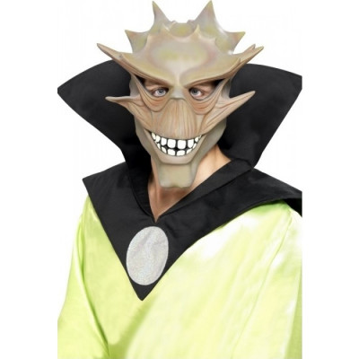 Masca Alien Spike Halloween foto