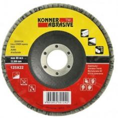 Disc lamelar de slefuit, A100, 115mm, Strend Pro