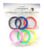 Cartridge for 3D pen FOREVER red, blue, green, yellow, brown and pink 08857437