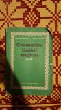 gramatica limbii engleze pentru uz scolar an1982/301pagini- Georgiana galateanu