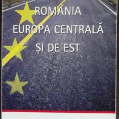 HARTA  TURISTICA  ROMANIA si EUROPA CENTRALA SI DE EST