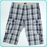 DE FIRMA → Pantaloni scurti bumbac, S. OLIVER → barbati | marimea 36, Multicolor, S.Oliver
