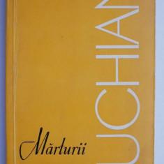 Marturii despre Luchian – Marin Mihalache