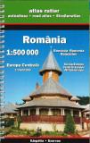 Romania road atlas 1:500000