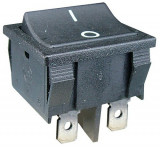 Intrerupator simplu ON-OFF, 6A, 250V, 2 pozitii - 120752