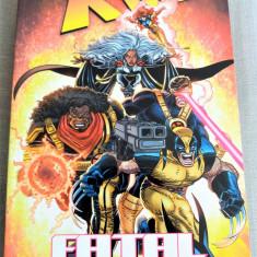 Vand X-Men Fatal Attractions Marvel Comics (Benzi Desenate)