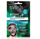 Cumpara ieftin Masca de fata, Eveline Cosmetics, Botanic Expert Purifying & Moisturising, 10 ml