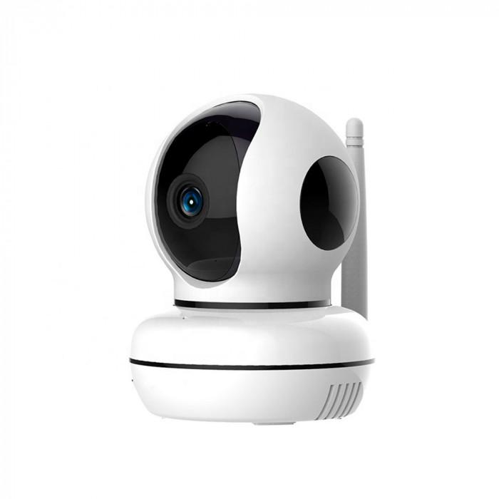 Aproape nou: Camera supraveghere video PNI IP933W 4MP cu IP P2P PTZ wireless, slot