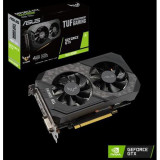 Placa video TUF Gaming GeForce GTX1650 SUPER, 4GB GDDR6 128bit