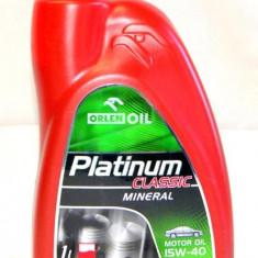 Ulei motor ORLEN PLATINUM Classic Mineral 15W40 1L