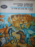 Povestea sultanului Omar Al-Neman - 1001 nopti (3 bis)