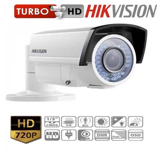 Camera Supraveghere Exterior Turbo HD Hikvision 1.3Mp IR40m