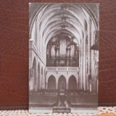 RPR - SIBIU - ORGA CATEDRALEI EVANGHELICE- 1965,NECIRCULATA - STAMPILA SPECIALA