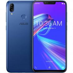 Smartphone Asus ZenFone Max M2 ZB633KL 32GB 4GB RAM Dual Sim 4G Blue, Albastru, Neblocat