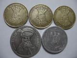 Romania (53) - 20 Lei 1991, 1992, 1993, 100 Lei 1994, 500 Lei 1999
