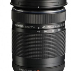Obiectiv Olympus, MFT 40-150mm, f/4.0-5.6 (Negru)