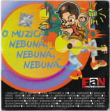 CD audio Various – O Muzică Nebună, Nebună, Nebună