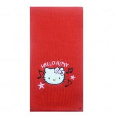 Fular pentru fetite Sun City Hello Kitty HM4047, Rosu