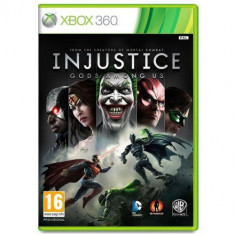Injustice Gods Among Us XB360