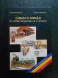 CODRIN STEFANESCU - TARANUL ROMAN IN VECHI CARTI POSTALE ILUSTRATE